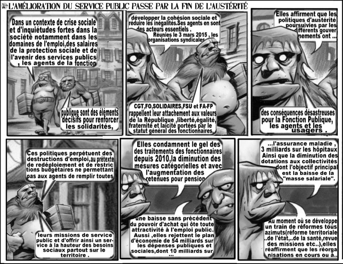 tract BD appel à grève interpro le 9 avril p1