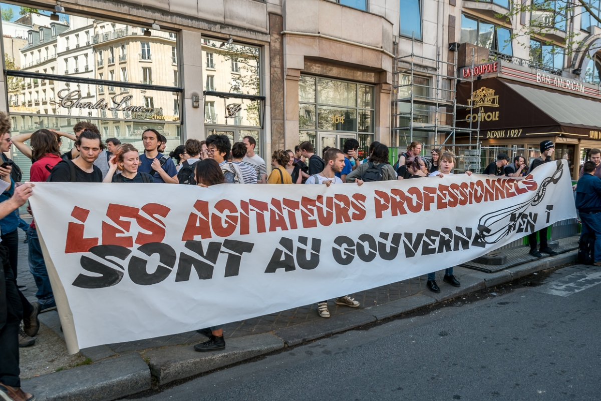 Agitateurs