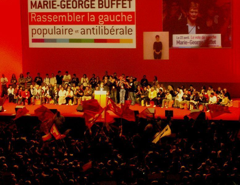 Meeting Marseille Buffet 19 avril