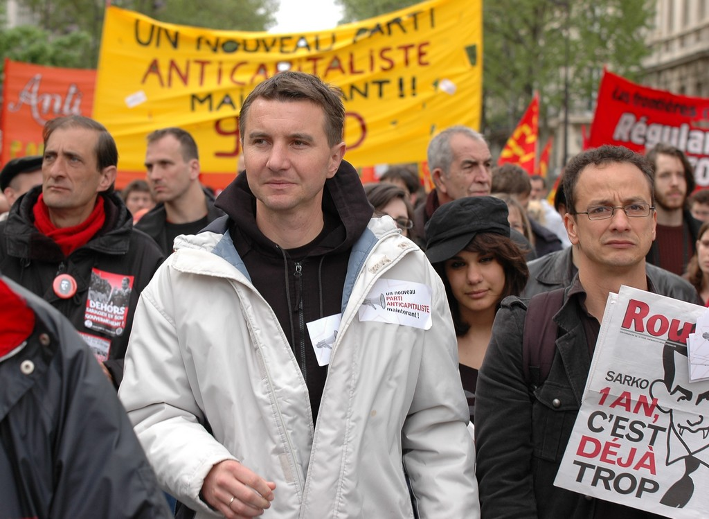 Manifestation du 1er mai à Paris