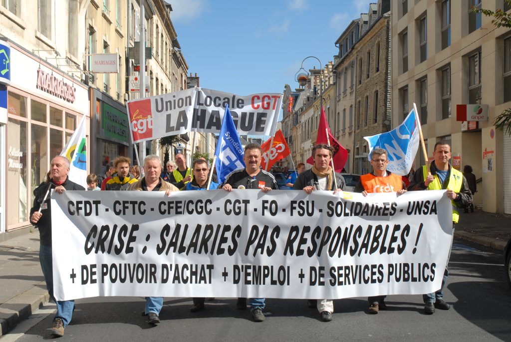 Cherbourg manif 1mai2009010