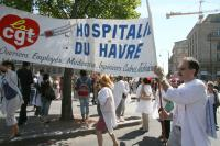 Manif Le Havre