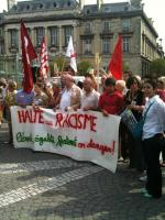 Manifestation � Bordeaux