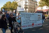 manif 12 octobre Paris
