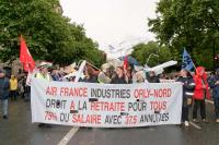 Manifestation du 19/05/2003 à Paris