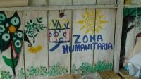 Zone humanitaire, Cacarica, Colombie