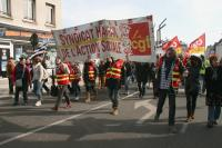 Manif Emploi ANI Le Havre