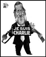 Rajoy toujours Charlie ?