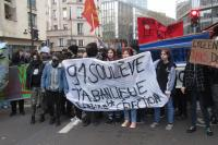 Manif Paris