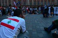 Sit-in Place du Capitole
