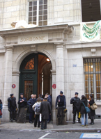 La Sorbonne (Paris 1) occup�e