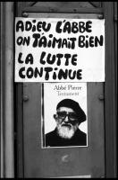 Disparition de l'abbé Pierre