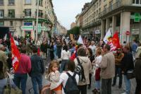 Manifestation  RESF le 05-09-2007 Amiens