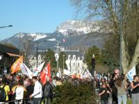 19 mars a ANNECY 74000
