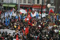 Manif Le Havre 29/01/09
