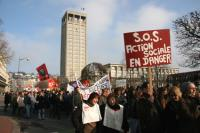 Manif Le Havre 29 1 09
