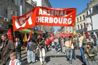 Cherbourg manif 1mai2009064